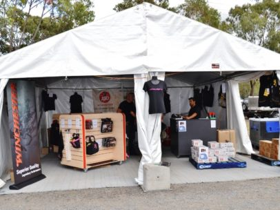 2016 sca nats winchester stall