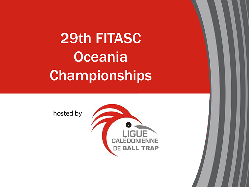 29th FITASC oceania championships