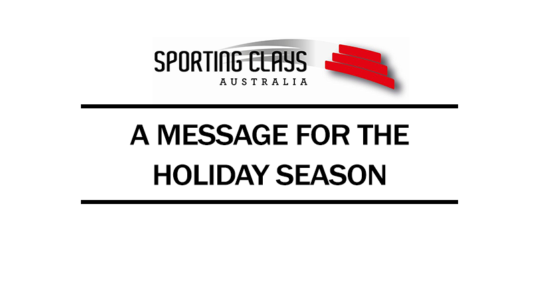 a message for the holiday season