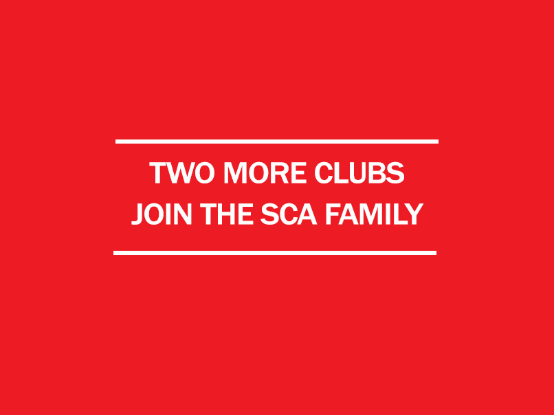 two more clubs join the sca family
