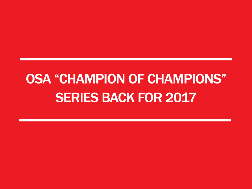 2017 osa champion of championship series