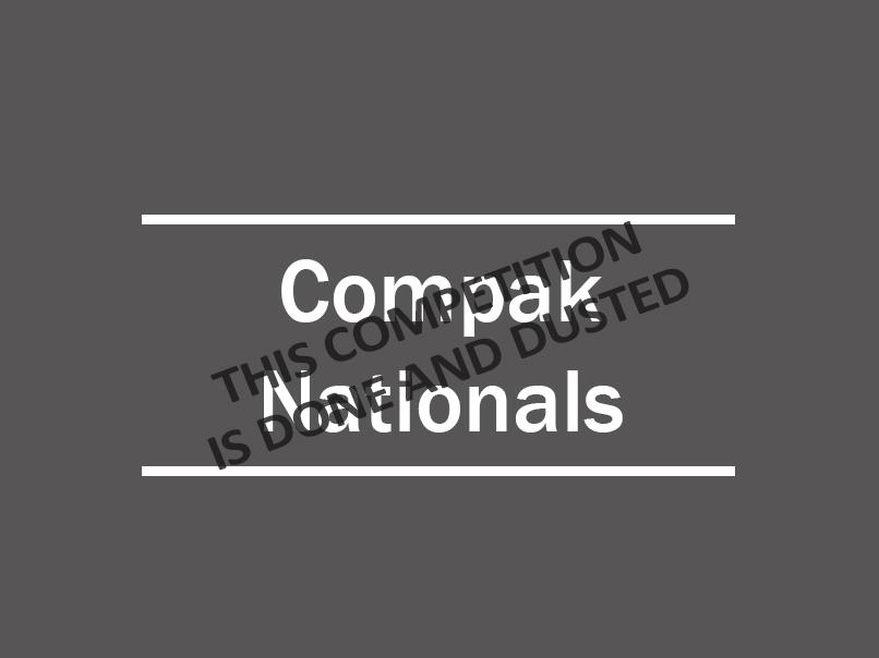compak nationals closed