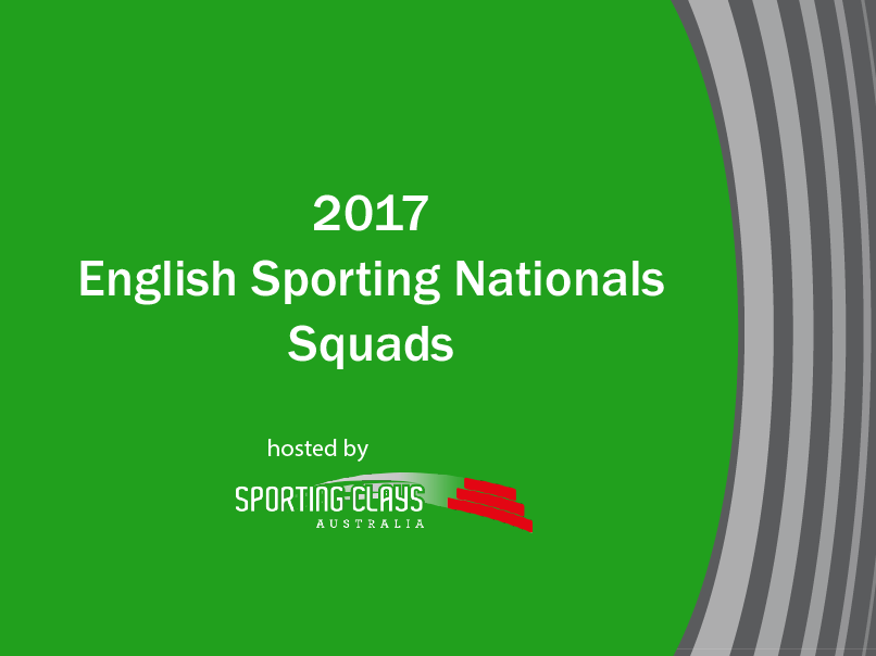 english sporting national squads