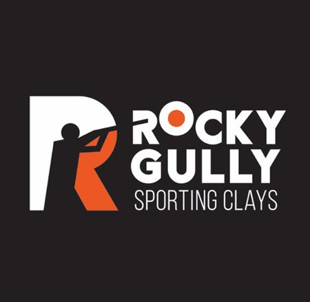 rocky gully sporting clays logo