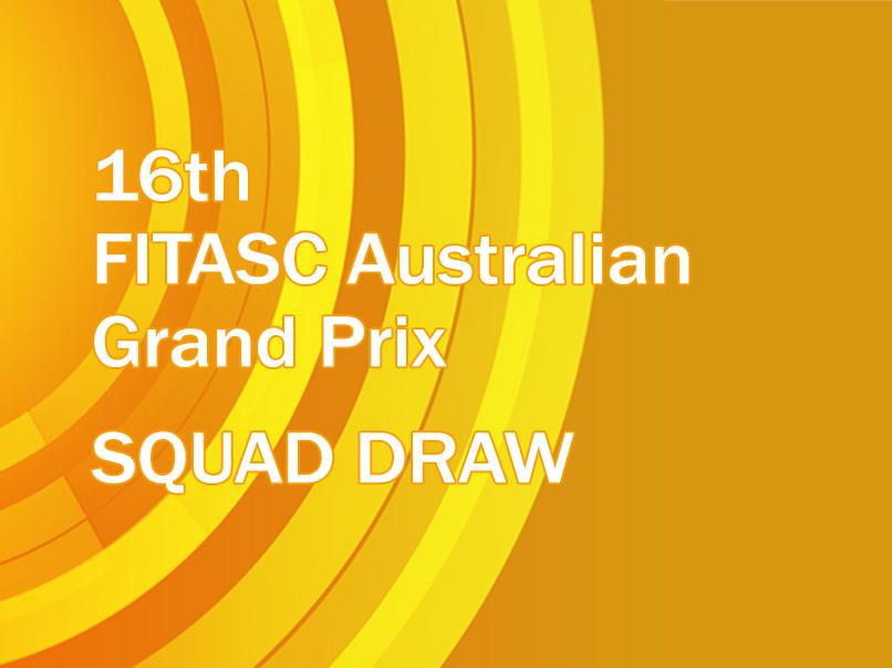 2018 grand prix squad times