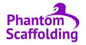 phantom scaffolding logo