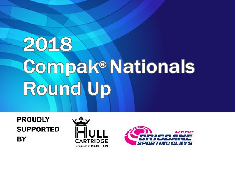 2018 compak nationals round up