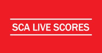 sca live scores