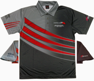 Sporting Clays Australia Sporting Nationals Polo Shirt