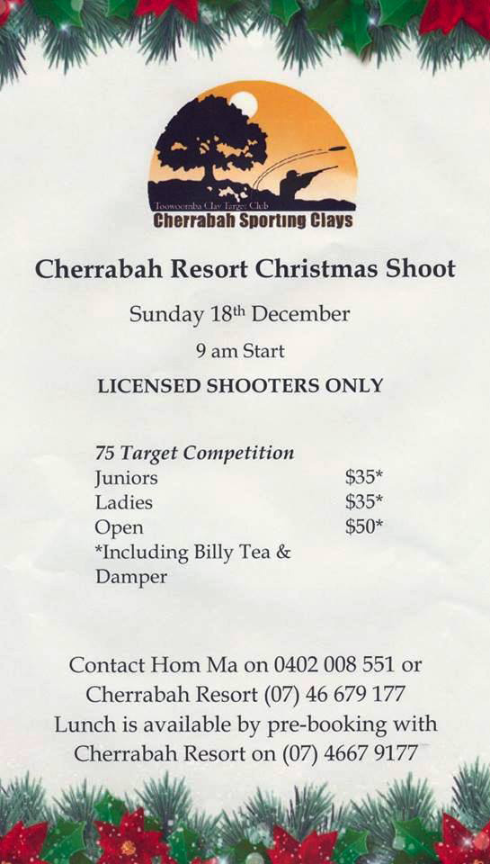 cherrabah christmas shoot