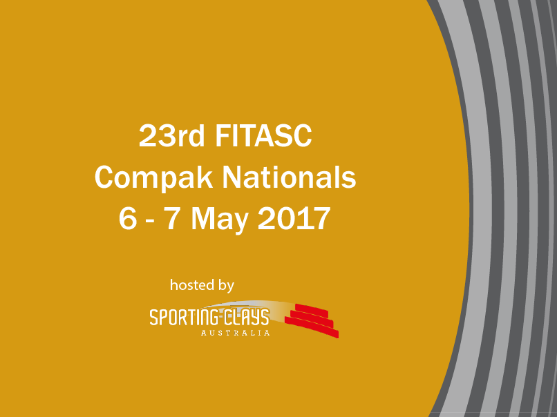 23rd fitasc compak nationals