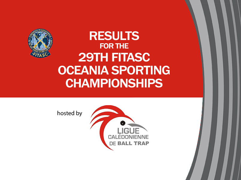 2017 fitasc oceania results