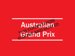 australian grand prix closed