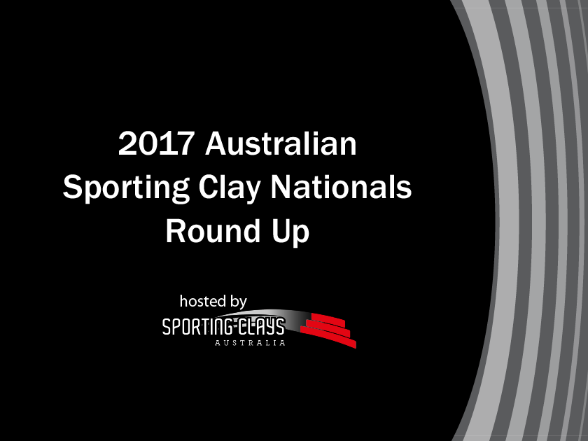 2017 sporting nationals round up