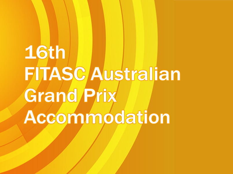 2018 grand prix accomodation