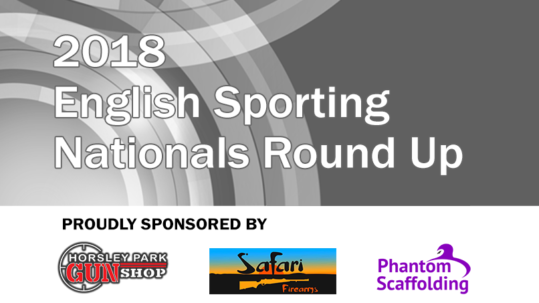 2018 english sporting nationals round up