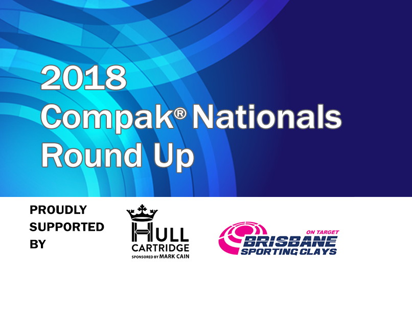 2018 compak nationals round up