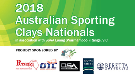 2018 aust sporting clays nationals