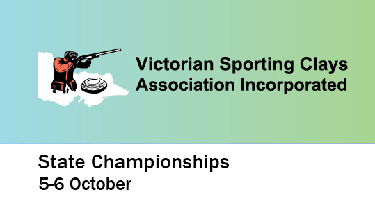 Victorian Sporting Clays Association Incorporated State Championships - 05 and 06 October 2019