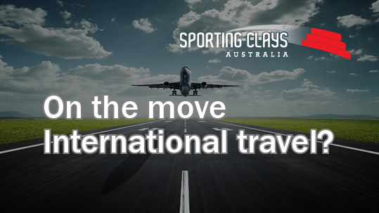 on the move international travel