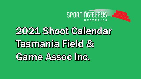 2021-shoot-calendar-tasmania